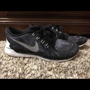 Nike Running Free 5.0 shoes
